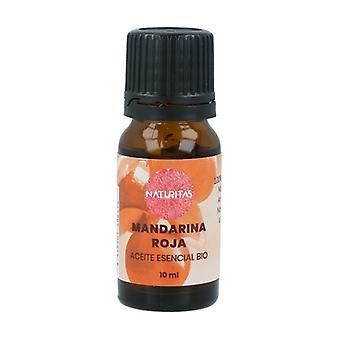 Organic Red Tangerine Essential Oil 10 ml