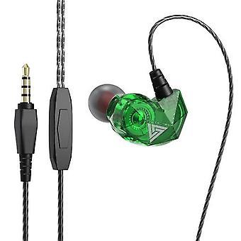 QKZ AK2 3,5mm langallinen kuulokkeet