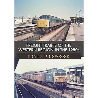 Freight Trains of the Western Region in the 1980s
