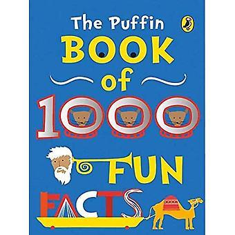Il libro di pulcinella di mare di 1000 fatti divertenti