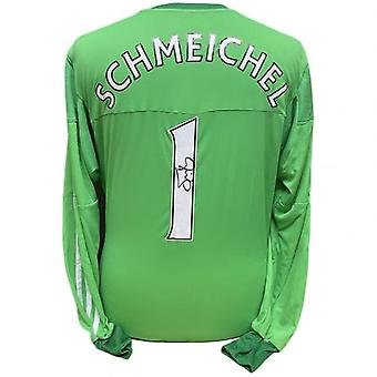 Manchester United Schmeichel Signed Shirt