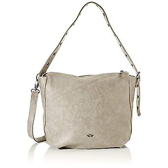 Fritzi aus Preussen Elfi Medium, Hobo-Shoulder Bag Woman, Piedra, One Size