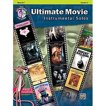 Ultimate Movie Inst Solos Fh (with CD)