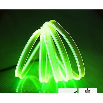 Led Neon sub masina flexibil Soft Tube Lumini