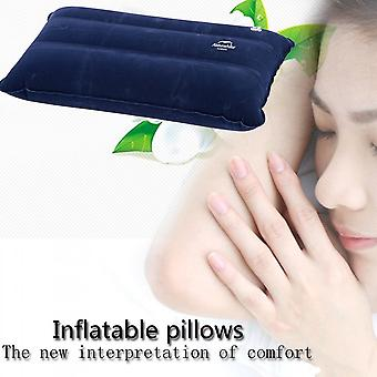 Ultralight Square Portable Air Inflatable Outdoor Camping Travel Soft Pillow