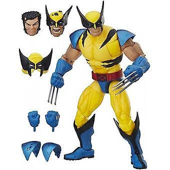 Marvel Legends Series Wolverine Action Figure, dai 4 anni in su