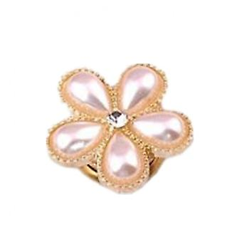 3pcs Fashion Non - Trace Magnet Buckle Pearl Brooch Popular Anti - Light Buckle