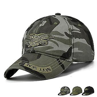 Tactical Baseball Cap Army Leisure Hat