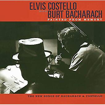 Elvis Costello Burt Bacharach - Painted From Memory CD