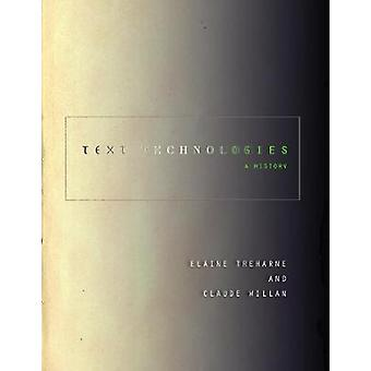 Text Technologies A History Stanford Text Technologies
