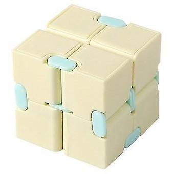Fidget Anti Stress und Relief Spielzeug unendlich Würfel Magic Cube(C13)