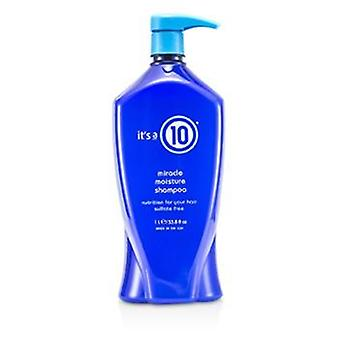 It's A 10 Miracle Moisture Shampoo - 1000ml/33.8oz