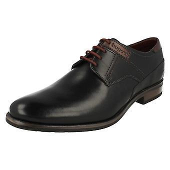 Miesten Bugatti Smart nauhakiinnitys kengät 312 16302