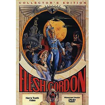 Flesh Gordon [DVD] USA import
