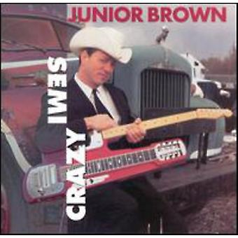 Junior Brown - Semi-Crazy [CD] USA import