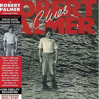 Robert Palmer - Clues [CD] USA import
