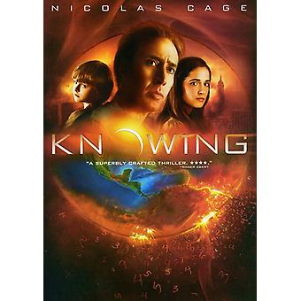 Knowing [DVD] USA import
