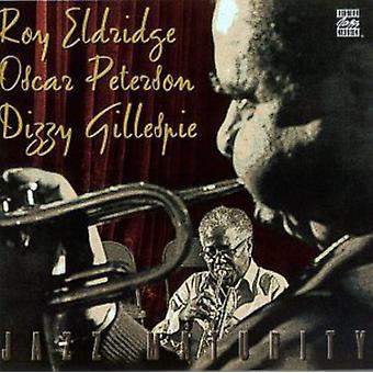 Eldridge/Peterson/Gillespie - Jazz löptid [CD] USA import