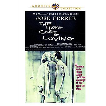 High Cost of Loving [DVD] USA import