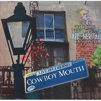 Cowboy Mouth - Live at Jazzfest 2013 [CD] USA import