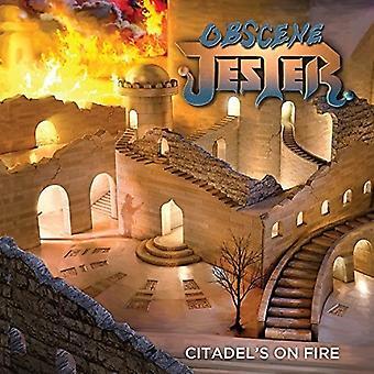 Obscene Jester - Citadel's on Fire [CD] USA import