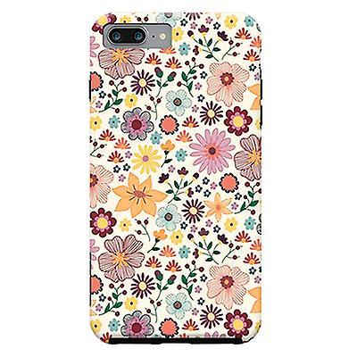 ArtsCase Designers Cases Wild Bloom for Tough iPhone 8 Plus / iPhone 7 Plus
