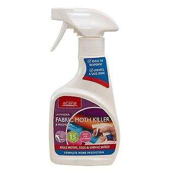 Acana Moth Killer Clothing & Fabric 275ml Spray from Caraselle