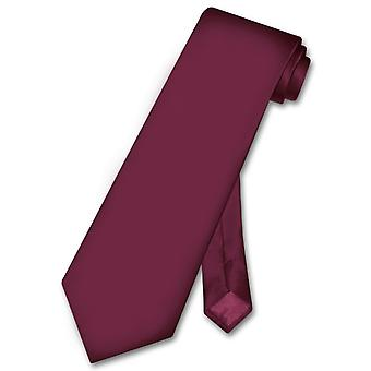 Cravate Biagio 100 % soie cravate solides masculine
