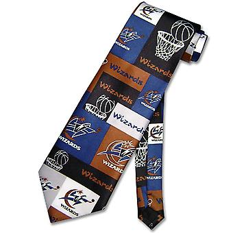 WASHINGTON WIZARDS NeckTie NBA BasketBall Men's Neck Tie NEW