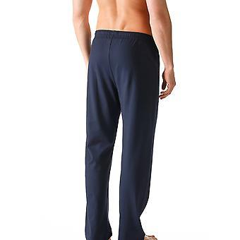 Mey red color sólido azul pijama Pijama 24660-668 hombres Pant