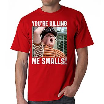 Sandlot Killing Catcher Men's Red T-shirt