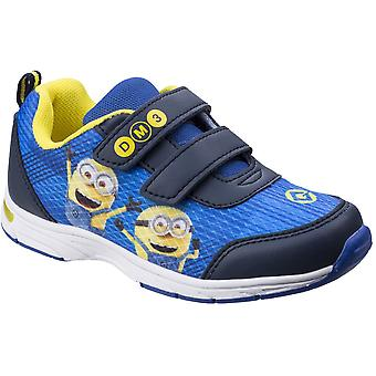 Leomil Boys & Girls Minions Lightweight Casual Sporty Sandals