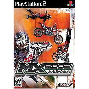 MX 2002 mit Ricky Carmichael - Neu