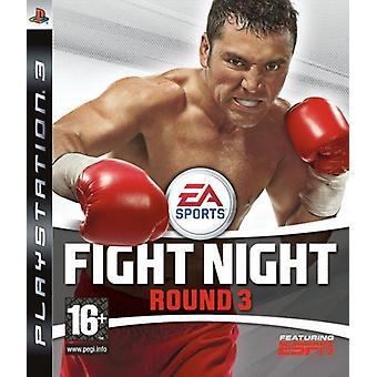 Fight Night Round 3 (PS3) - Neu
