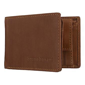 Bruno banani mens wallet wallet purse Brown 6360