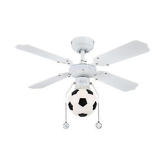 Plafond Fan Portland Ambiance voetbal 90cm/36