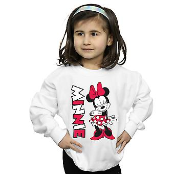 Disney jenter Minnie Mouse kniser Sweatshirt