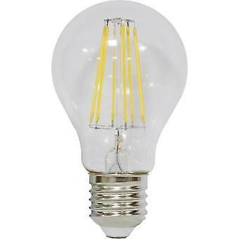 LightMe LM85137 LED (monochrome) EEC A++ (A++ - E) E27 Arbitrary 8 W = 75 W Warm white (Ø x L) 60 mm x 104 mm Filament 1 pc(s)