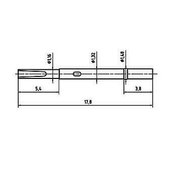Luva de ponta do PTR H 1010 L precisão teste