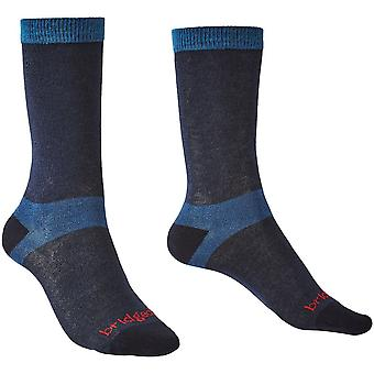 Bridgedale Womens Liner Coolmax underställ Walking Socks