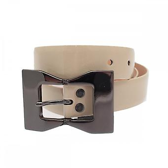 Stephen Collins 30mm Silver Bow ceinture brevet