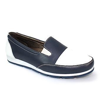 Lunar Tibby nahka Comfort kenkä