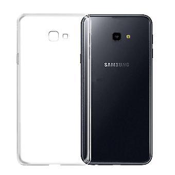 Ultratunn pehmeä kuori TPU Samsung Galaxy J4 PLUS läpikuultava