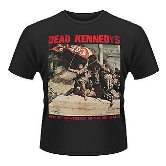 Dead Kennedys gemak of Death T-Shirt