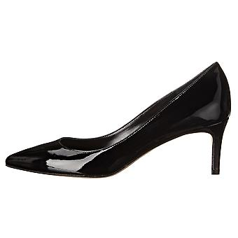 White Mountain Womens callison Leather Pointed Toe Classic Pumps