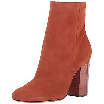 Schutz Womens Ravan Leather Almond Toe Ankle Fashion Boots