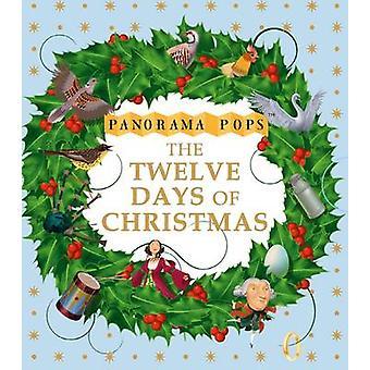 Dwanaście dni świąt Bożego Narodzenia - Panorama wyskakuje Grahame Baker-Smith-