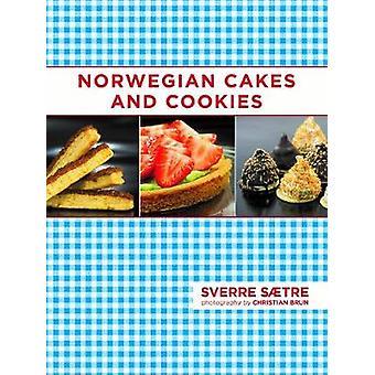 Norske kager og Cookies - skandinavisk slik Made Simple af Sverr
