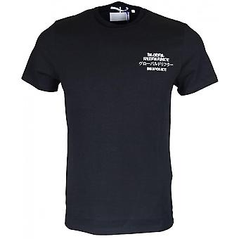 883 Police Bard Exclusive Slim Fit Black T-shirt