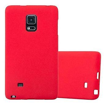 Custodia Cadorabo per Samsung Galaxy NOTE EDGE Case Cover - Custodia flessibile in silicone TPU Ultra Slim Soft Back Cover Bumper